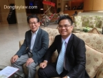Lawyer Nguyen Thanh Ha had a meeting with Mr. Kiyoshi Mizuno