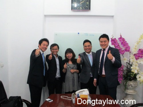 Smartebook.com Representative had a meeting with lawyers of S&B Law