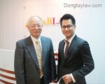Mr. Kanji Nagato, The Chairman of Nagato & Partners, visited and worked in Ho Chi Minh SB Law